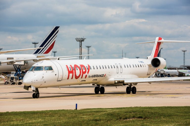 CRJ HOP! Air France à Orly