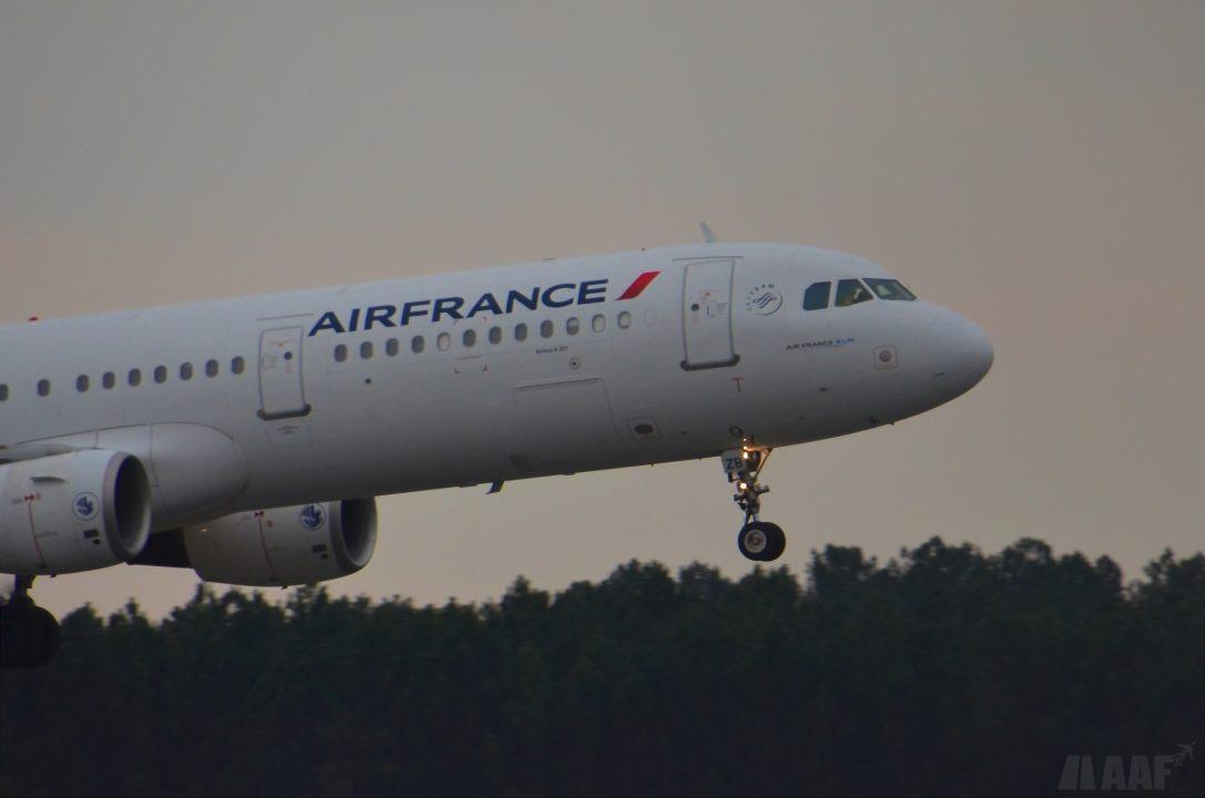 A321 - HOP! Air France