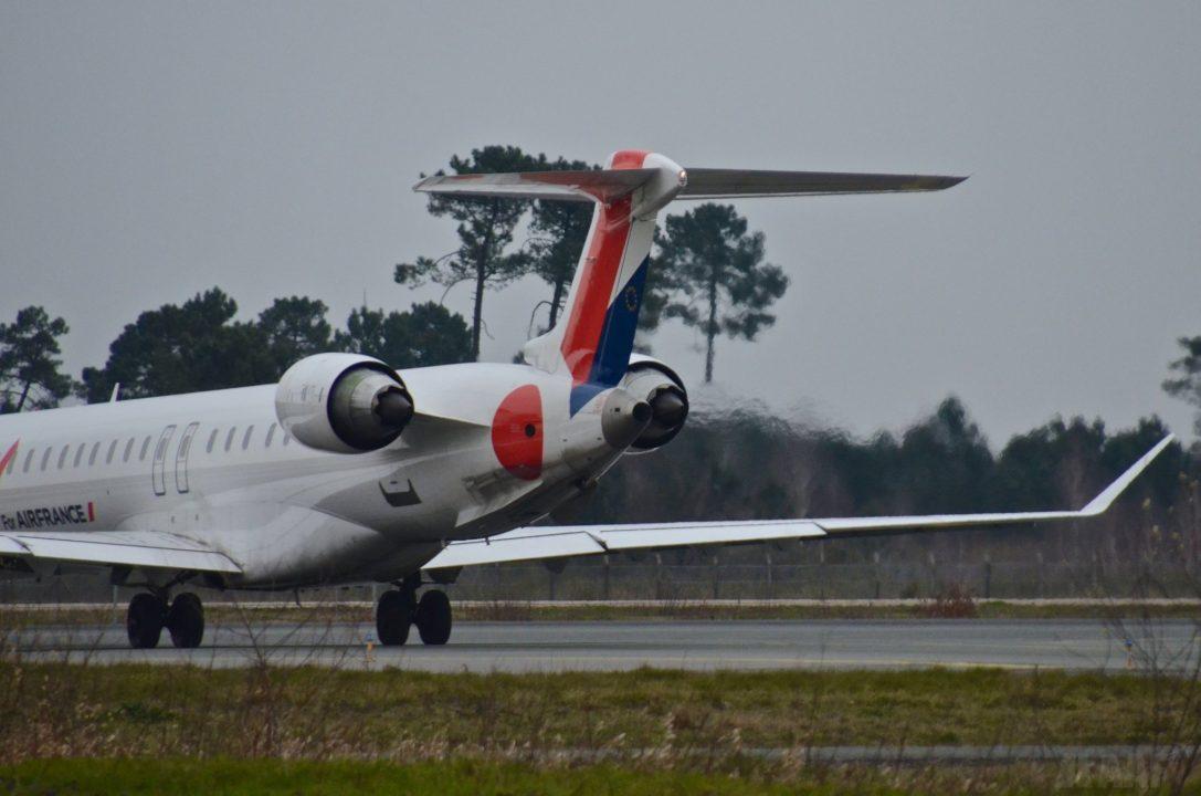 CRJ1000 - HOP! Air France