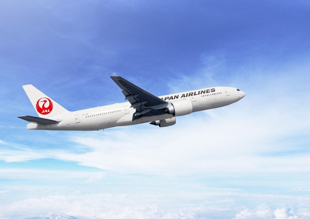 Boeing 777-200 JAL