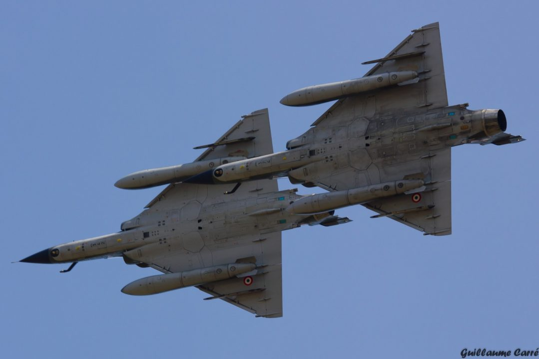 patrouille de Mirage 2000