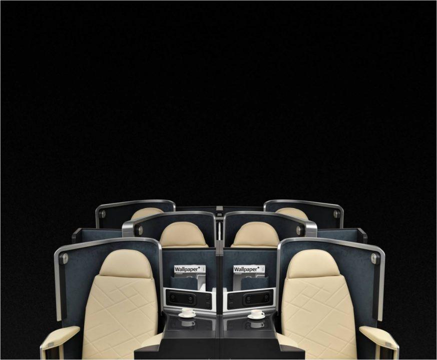 Optima Zodiac Seat