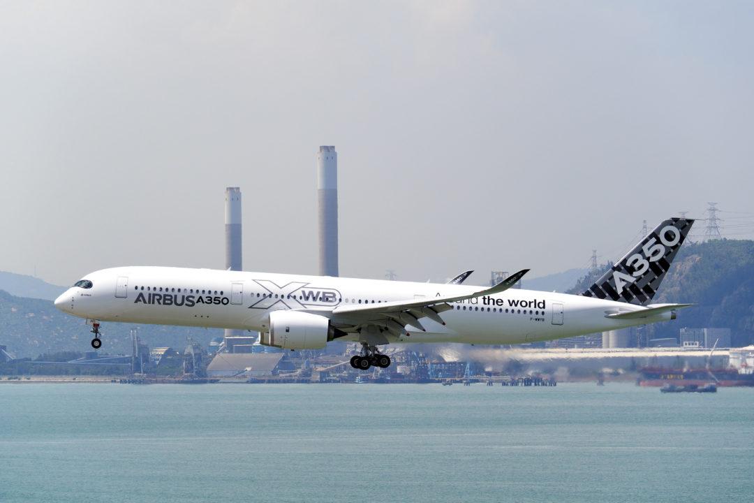 Airbus Industrie Airbus A350-941 cn 005 F-WWYB