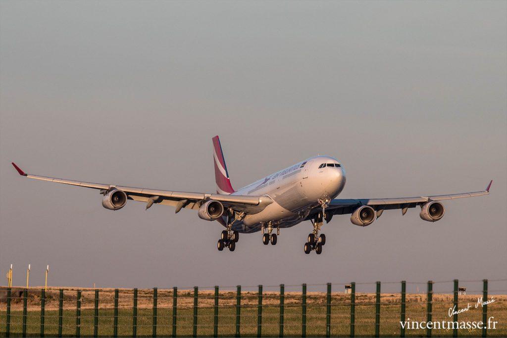 Airbus A340-300 Air Mauritius