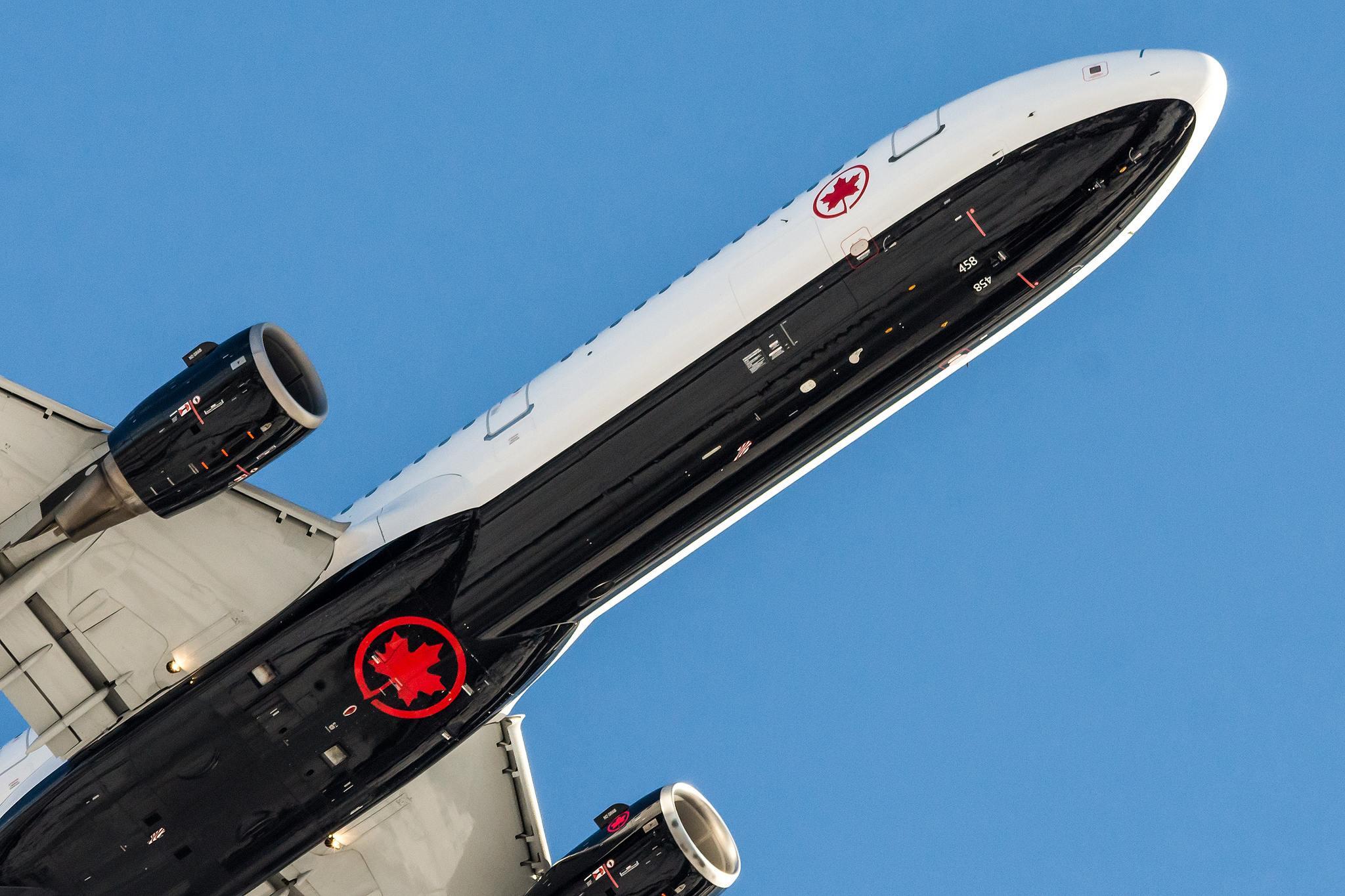 C-GJWI Air Canada Airbus A321-211