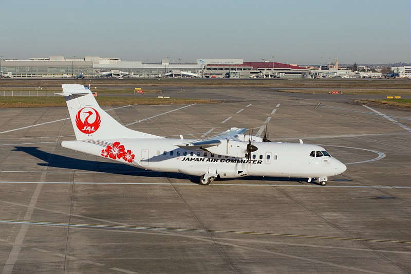 Japan Air Commuter ATR 42-600