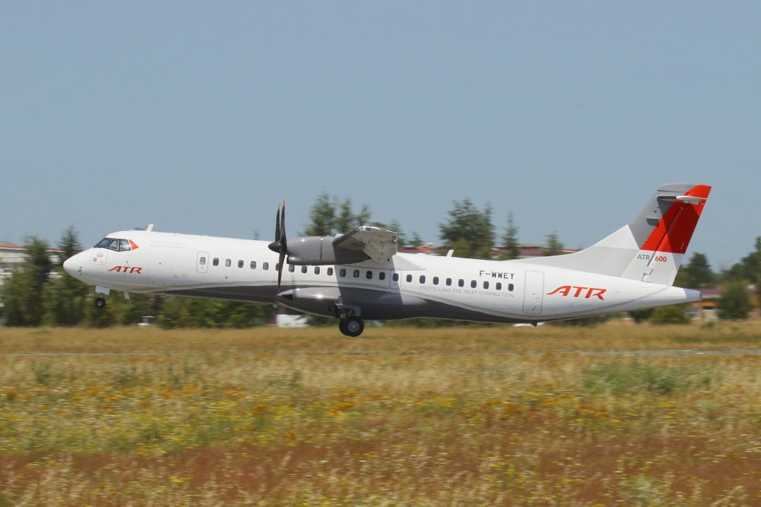 ATR 72-600 pre-series