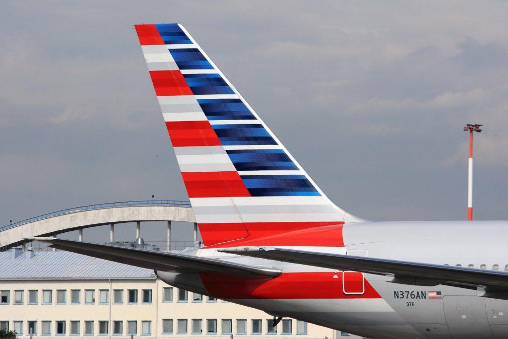 Boeing B767 American Airlines