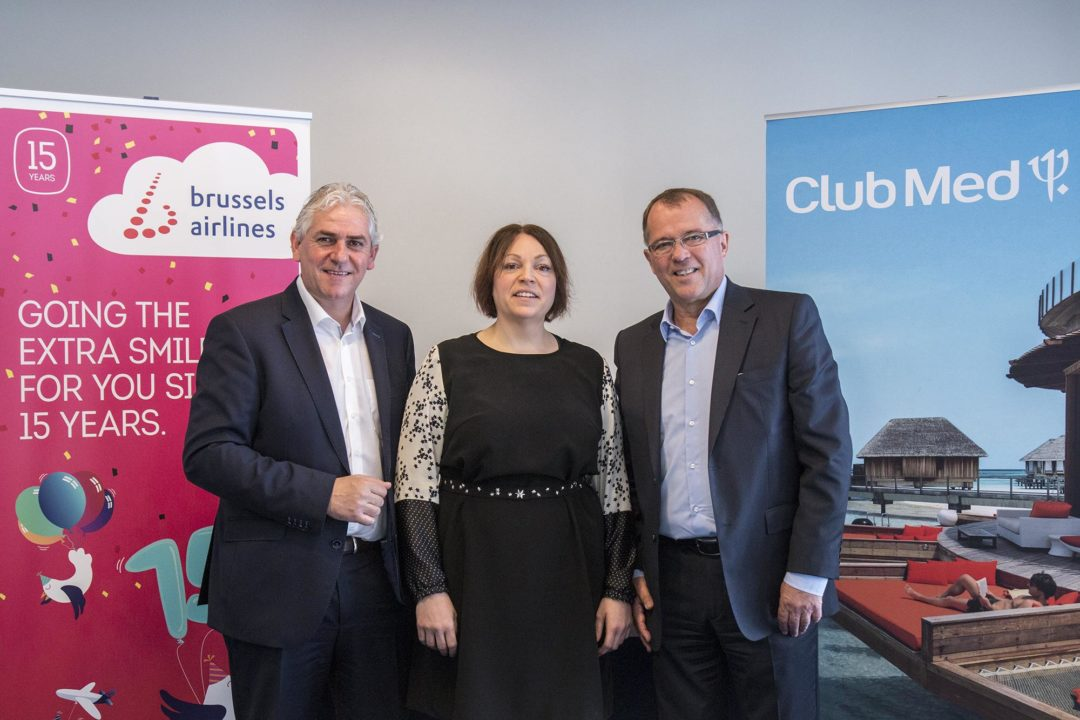 Club MED et Brussels Airlines