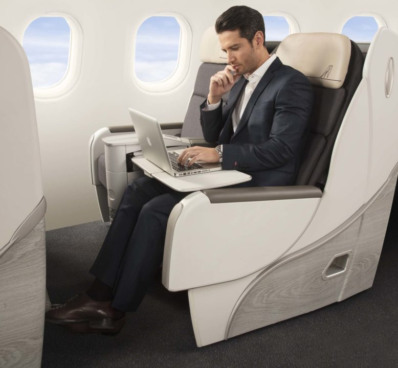 Nouvelle Business Class Corsair