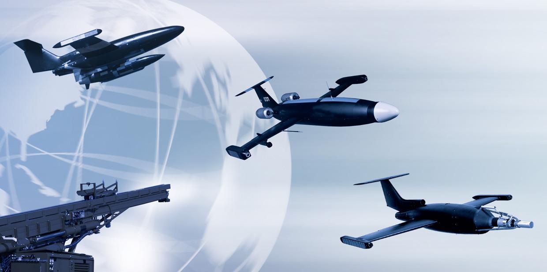drones cibles Airbus