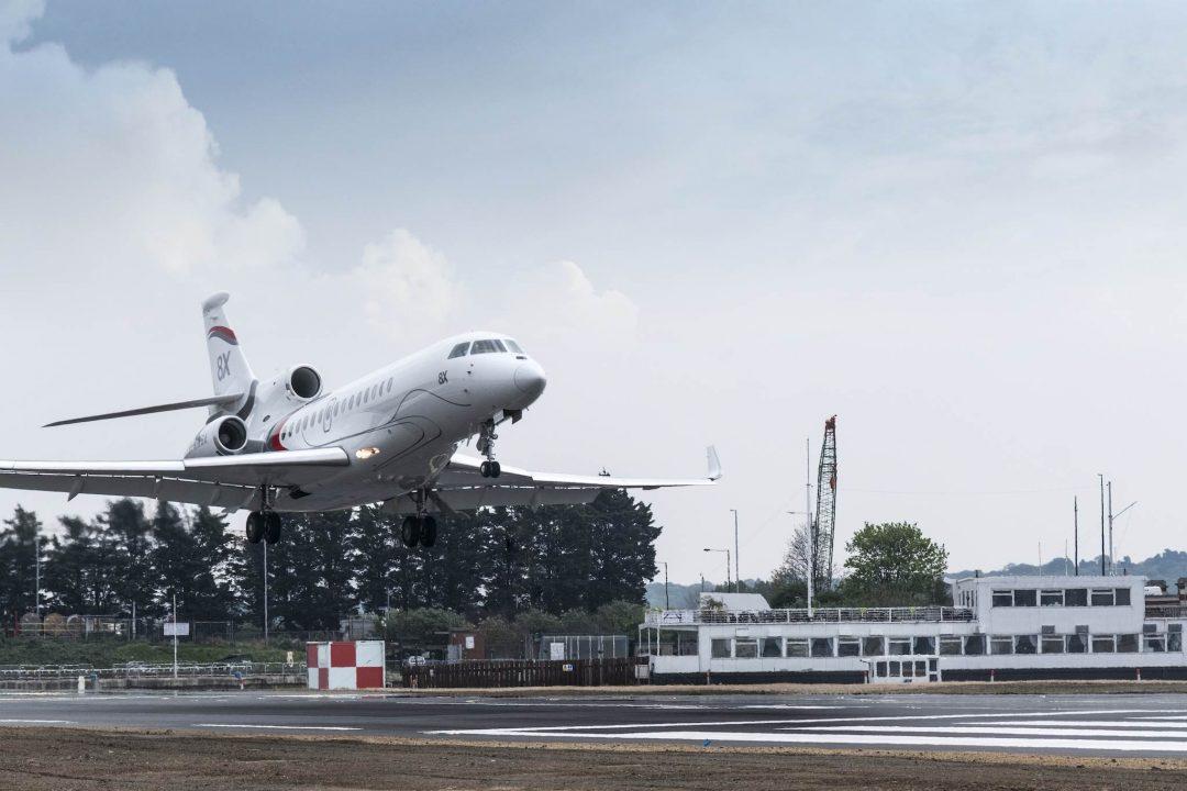 London City Falcon 8X