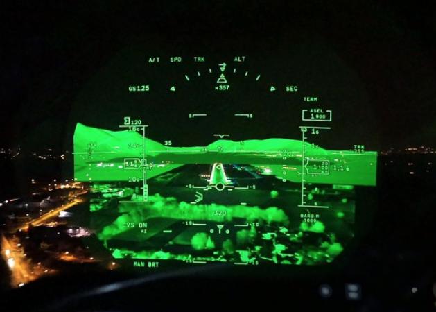 Falcon Eye Dassault