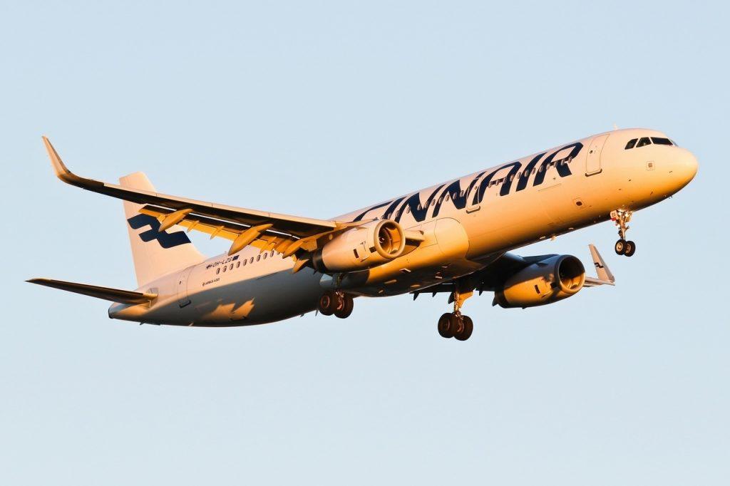 OH-LZG A321 Finnair