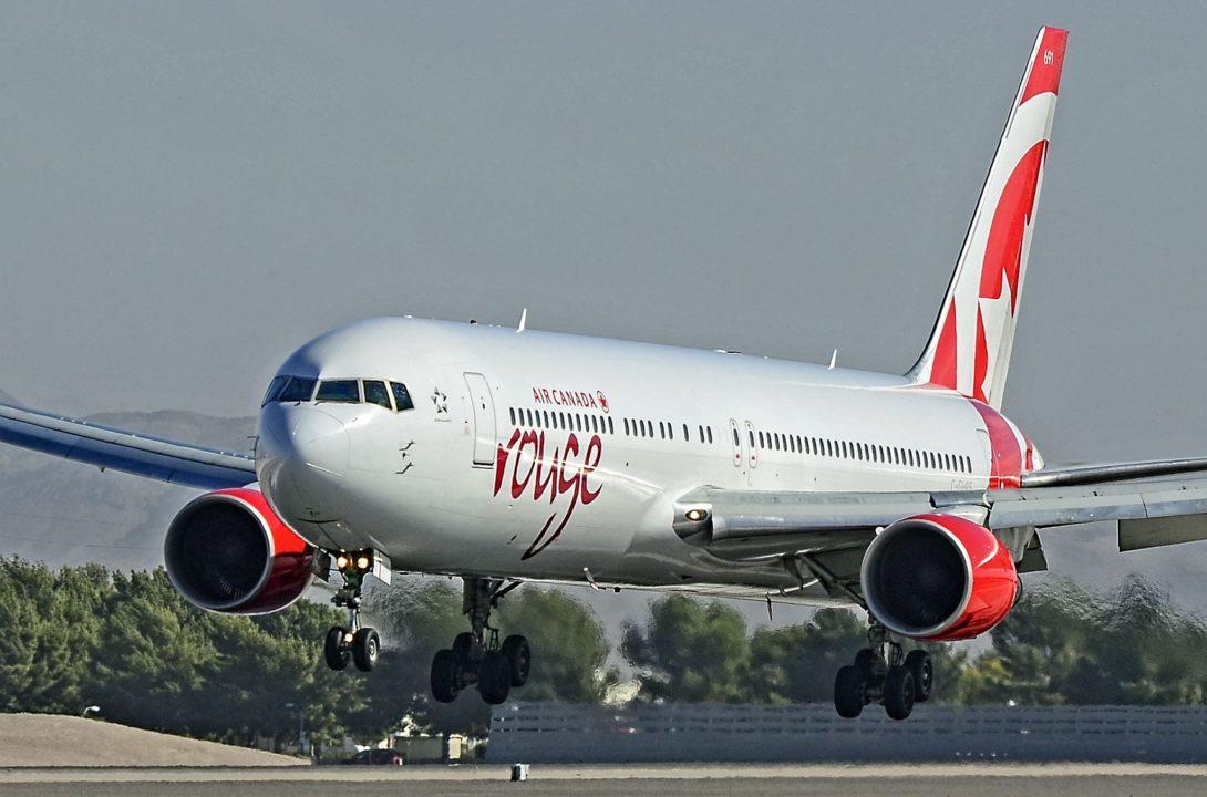 C-GHPE Air Canada Rouge Boeing 767-33A(ER)