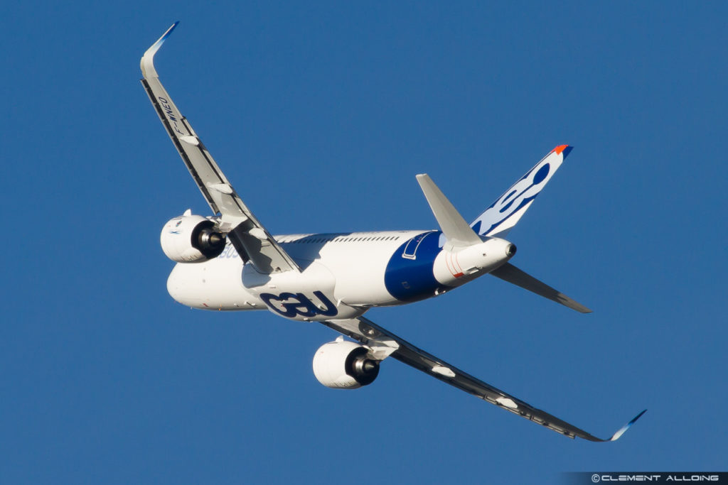 Airbus Industrie Airbus A320-271N(WL)