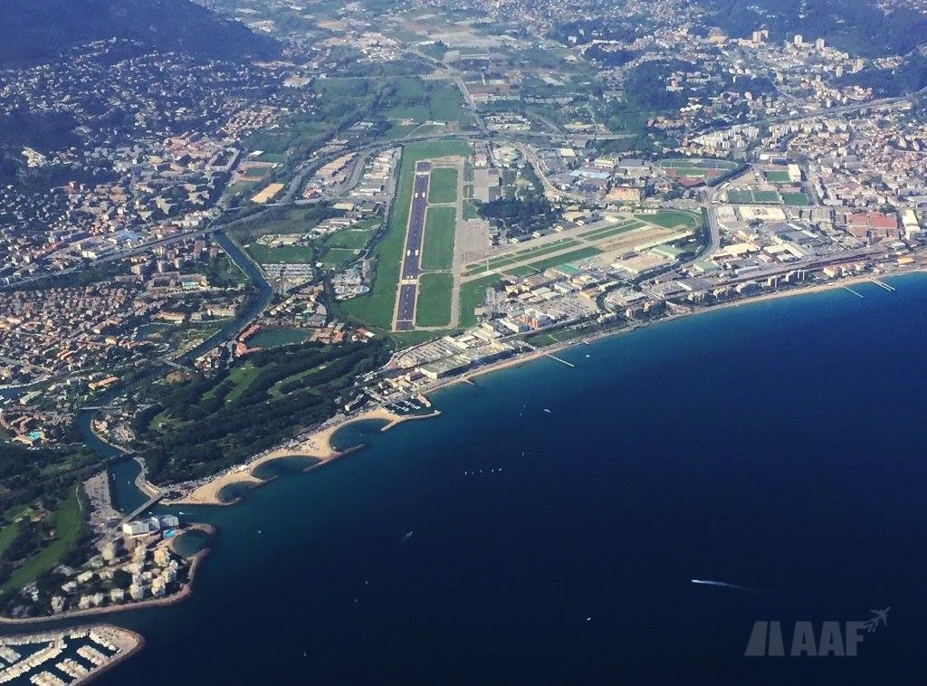 Aéroport de Cannes