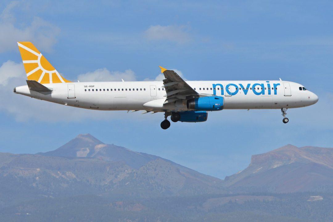 Novair Airbus A321-231