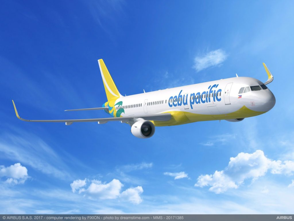 A321ceo Cebu Pacific