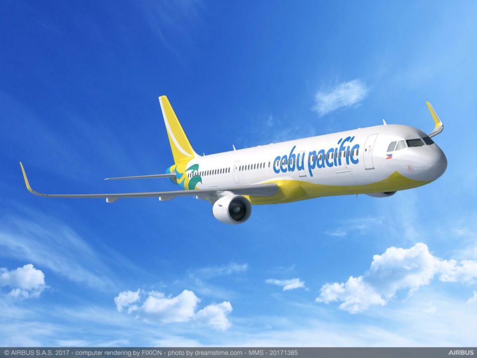 A321ceo Cebu Pacific