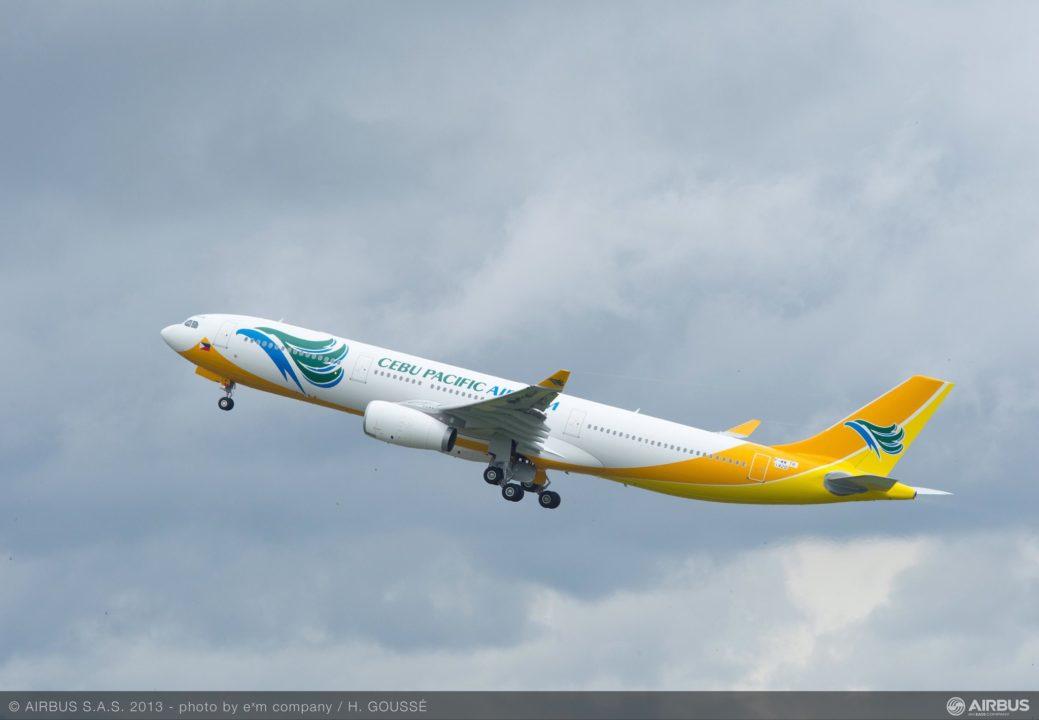 A330-300 Cebu Pacific