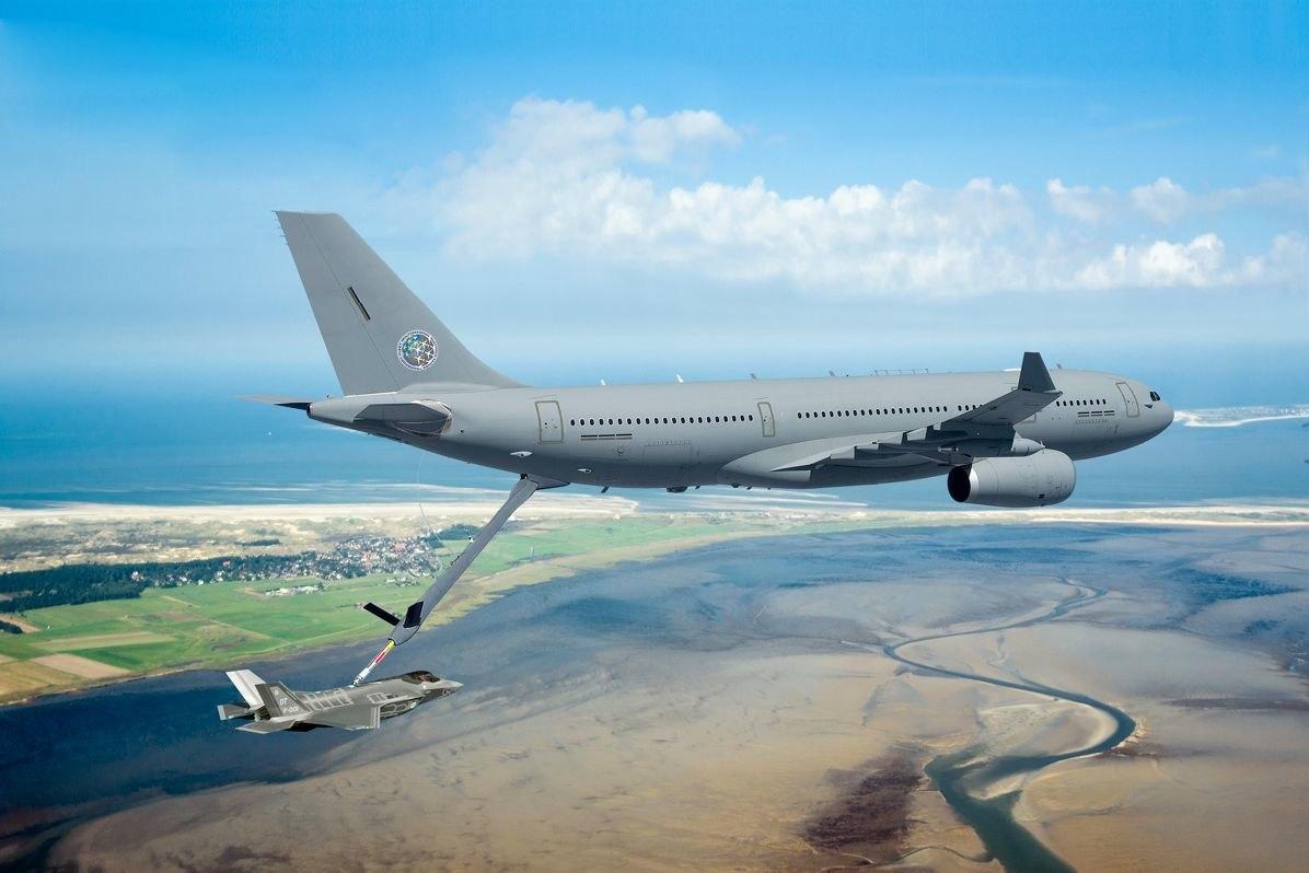 A330 MRTT des Pays-Bas