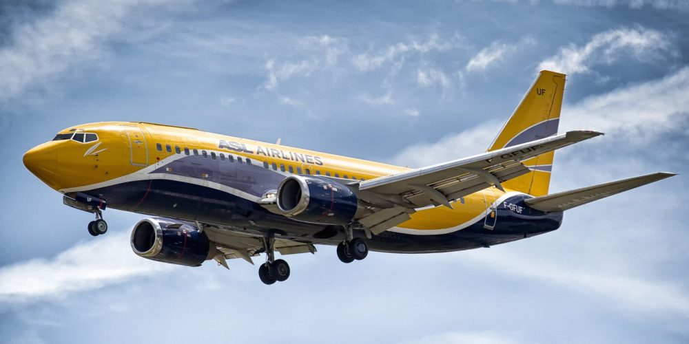 ASL Airlines France Boeing 737