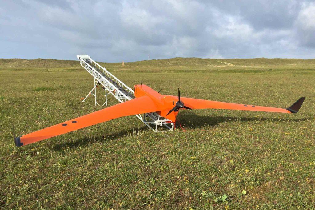 solution de vidéoprotection Drones'Guard