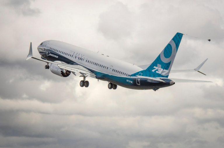 Boeing B737 MAX 9