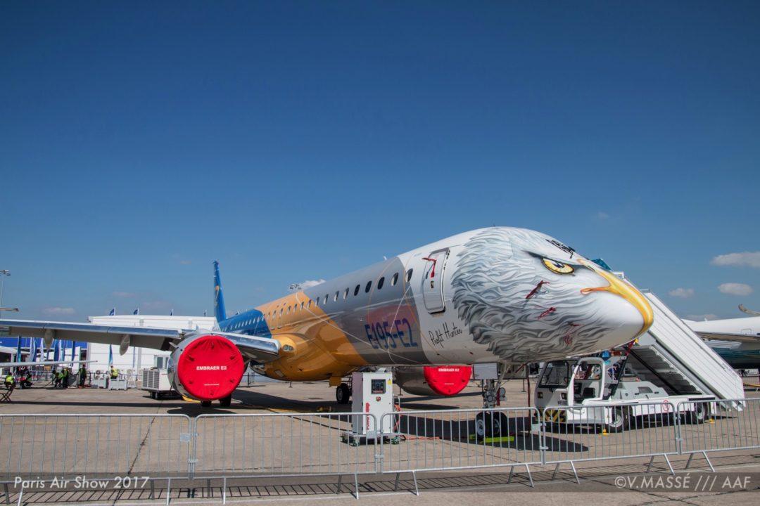 E195-E2 Embraer