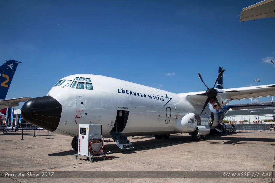 C130 - Lockheed Martin