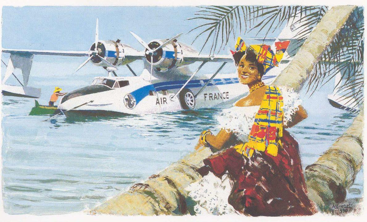 Catalina Air France