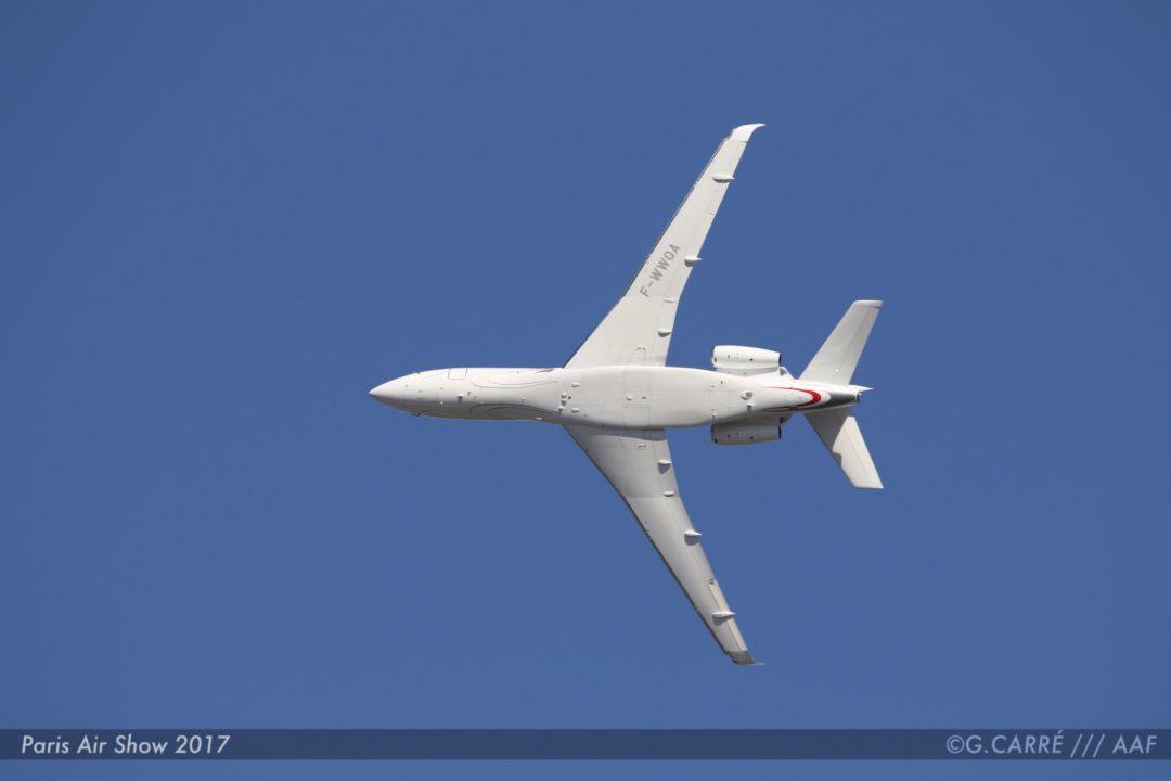 Falcon 8X Dassault Aviation