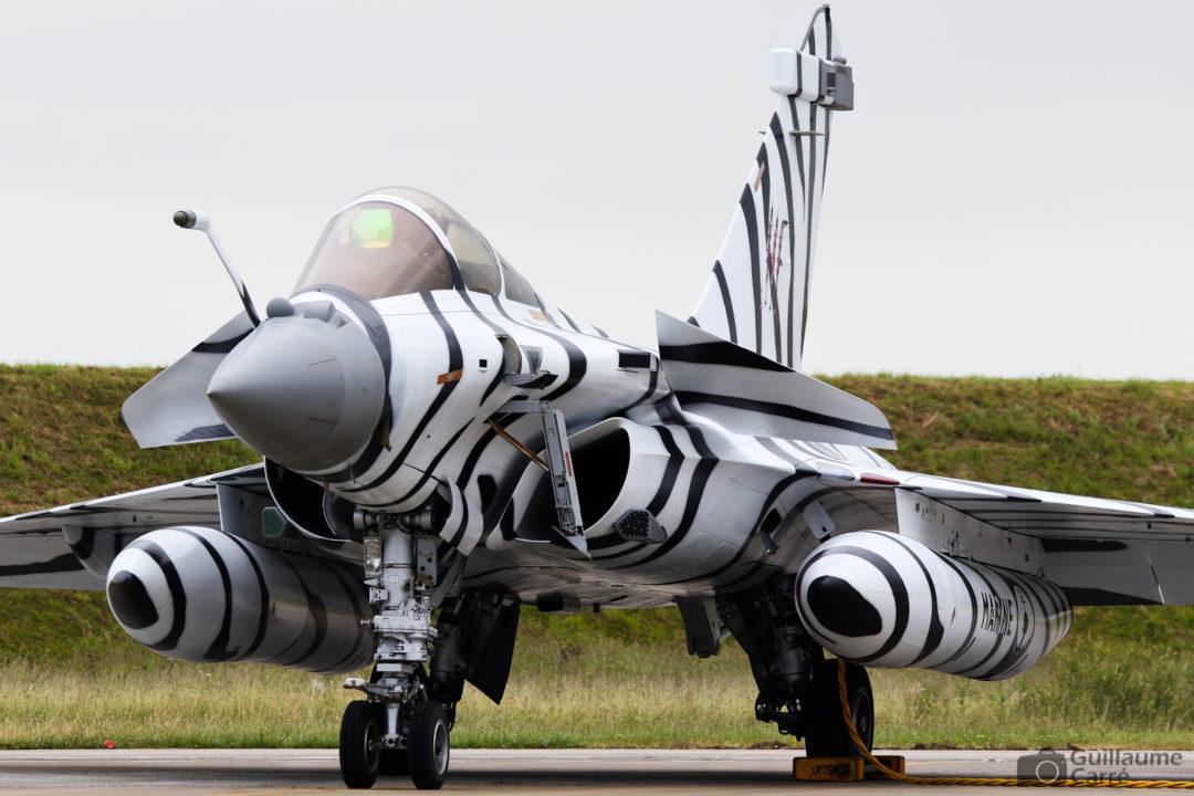 Rafale M de la Marine française - NATO 2017