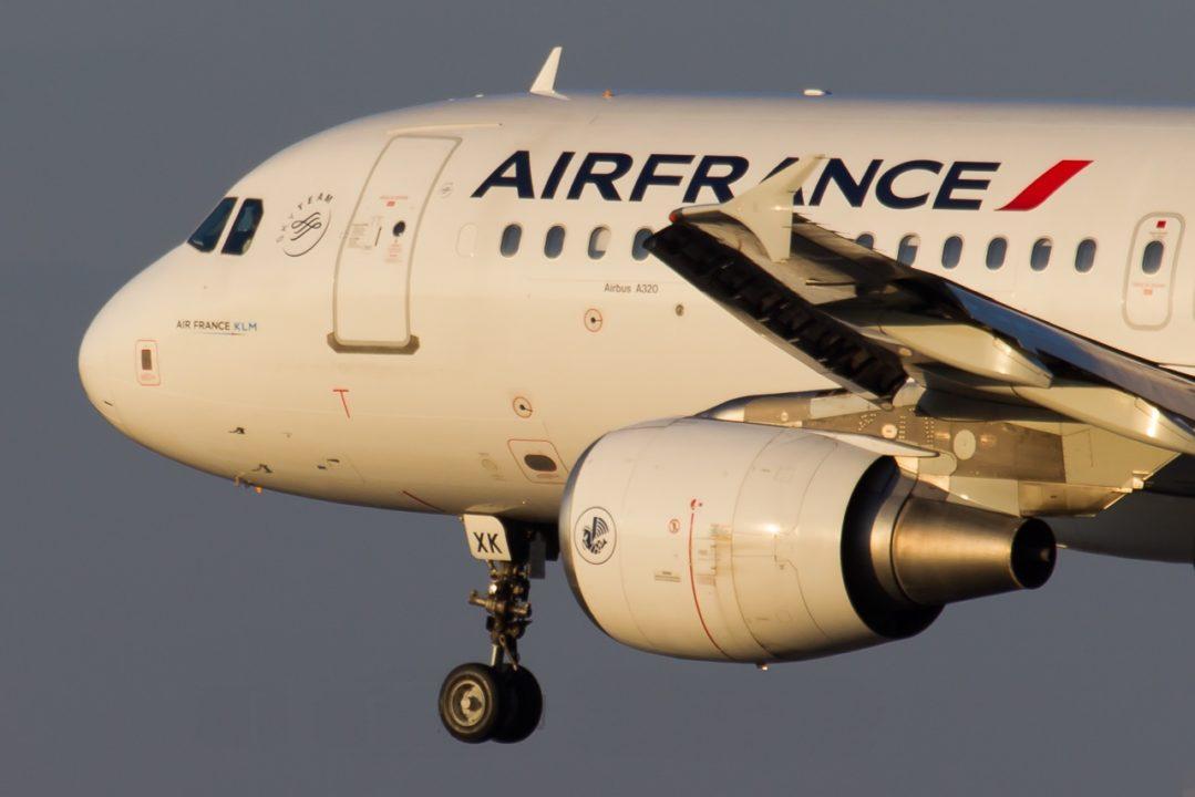 F-GKXK Air France Airbus A320-214 - cn 2140