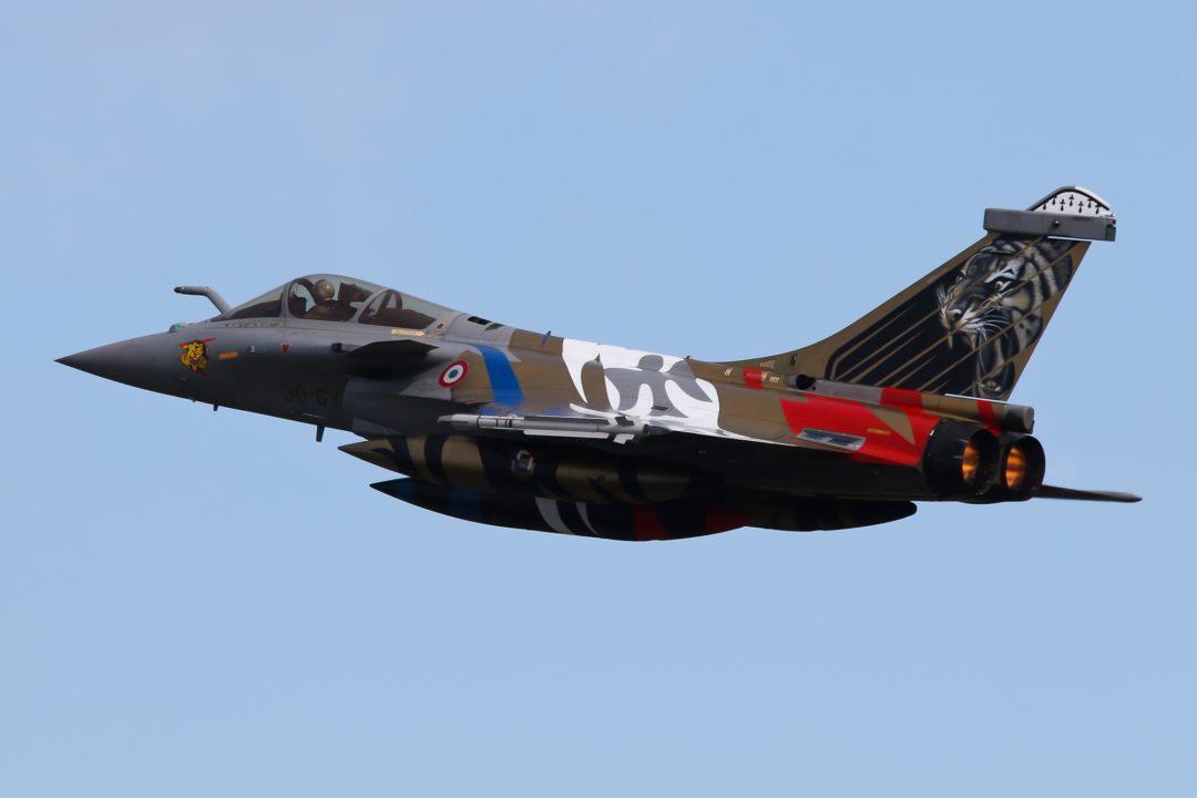 Rafale C - Armée de l'Air française - NATO 2017