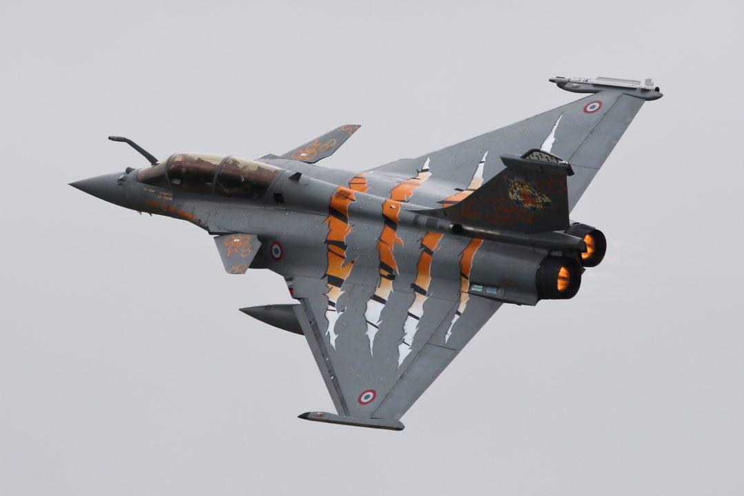 Rafale B - Armée de l'Air française - NATO 2017