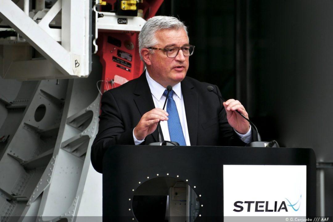 Cédric Gautier, Président de STELIA Aerospace