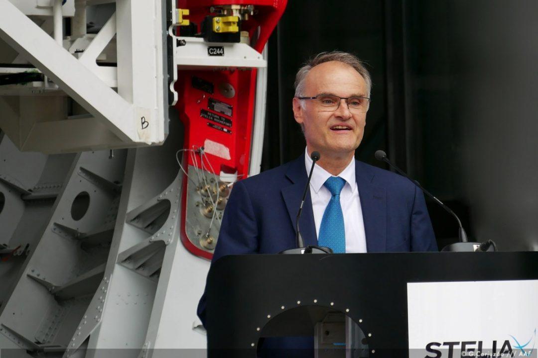 Bertrand George - Directeur du programme BelugaXL d'Airbus