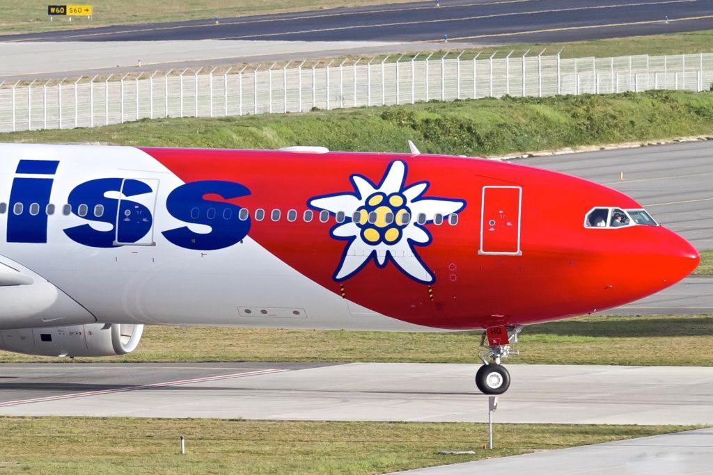 F-WWKG // HB-JHQ Edelweiss Air Airbus A330-343X - cn 1193
