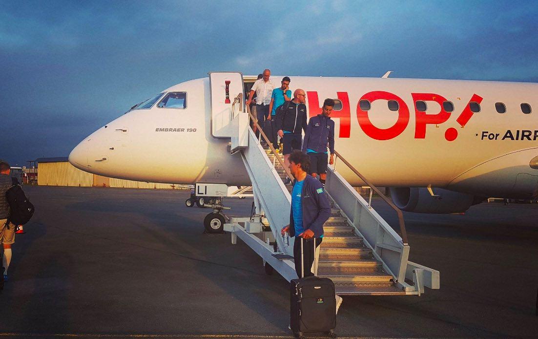 Embraer 190 HOP!Air France