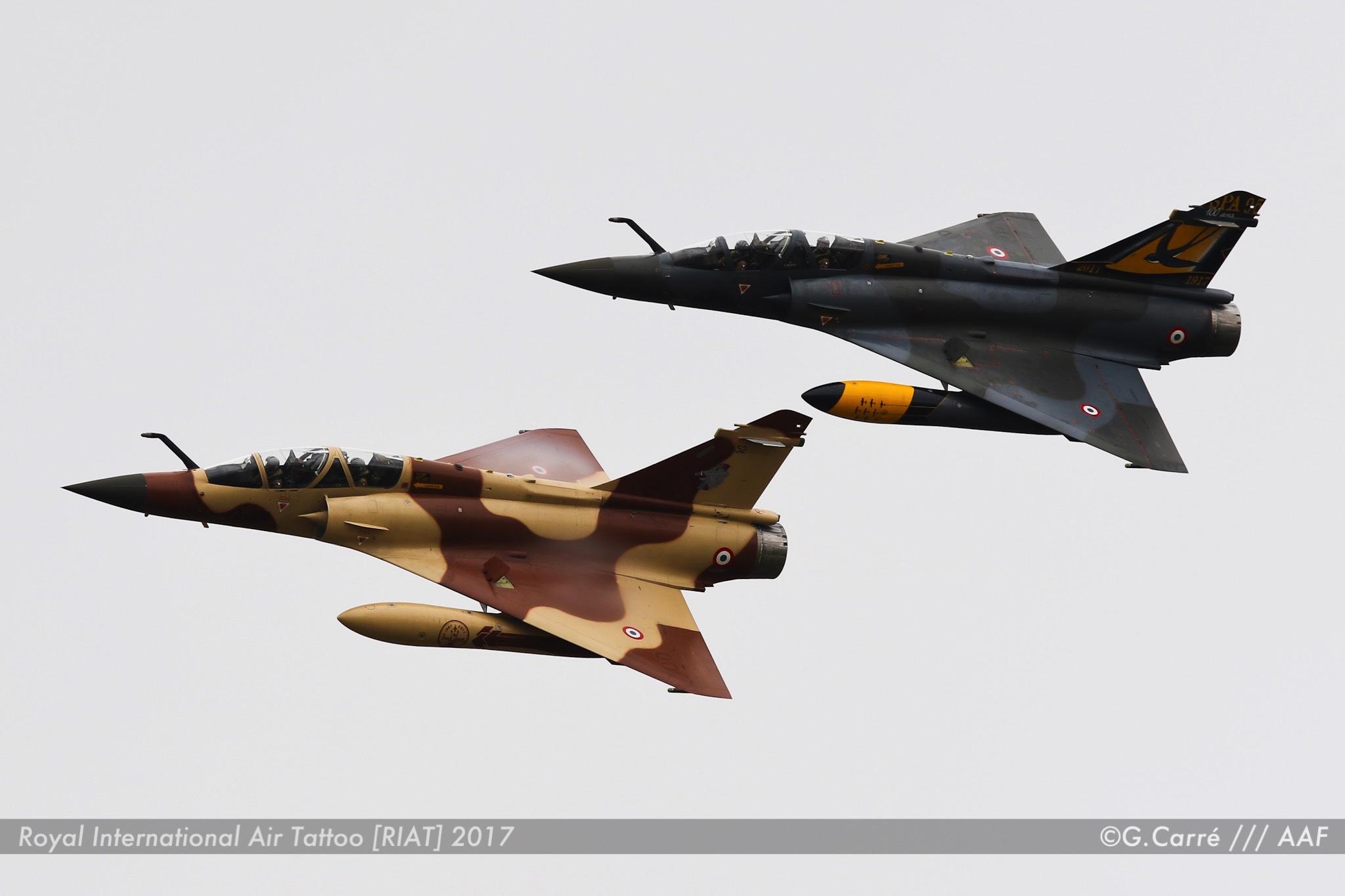 Mirage 2000 - Couteau Delta