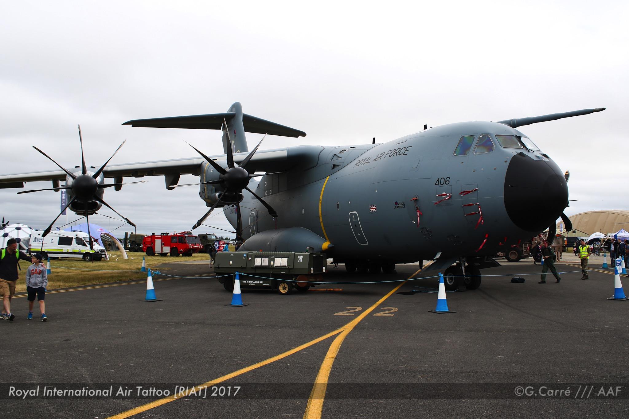 A400M - RAF