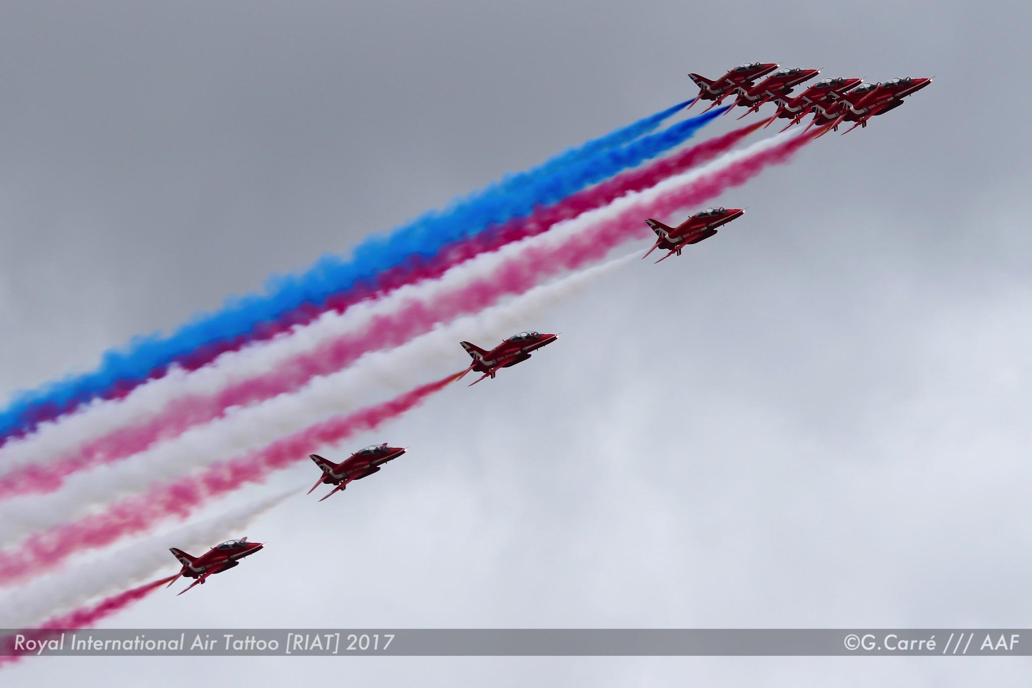 Hawk - Red Arrows - RAF