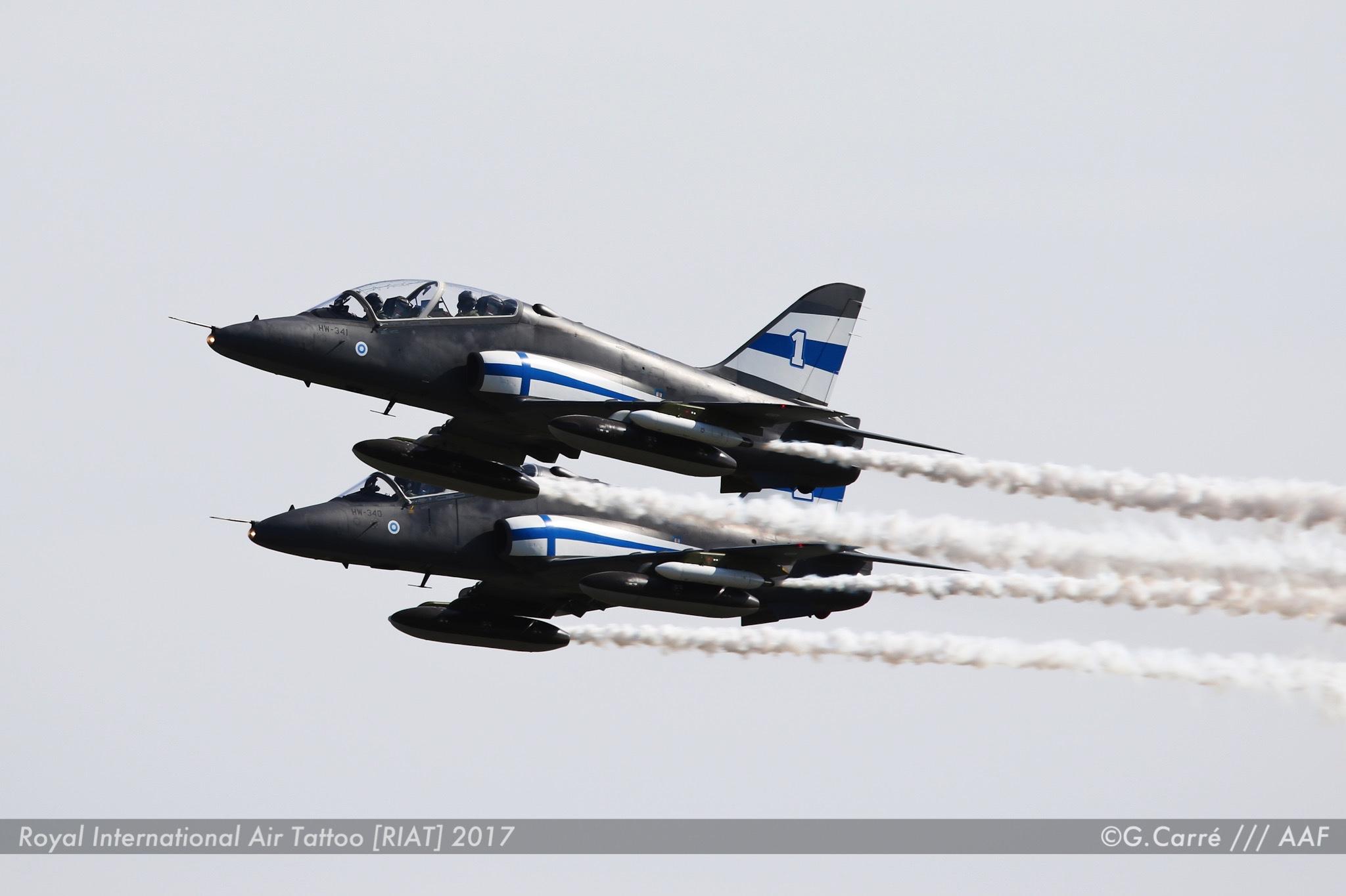 Hawk - Midnights Haws - Finland Air Force