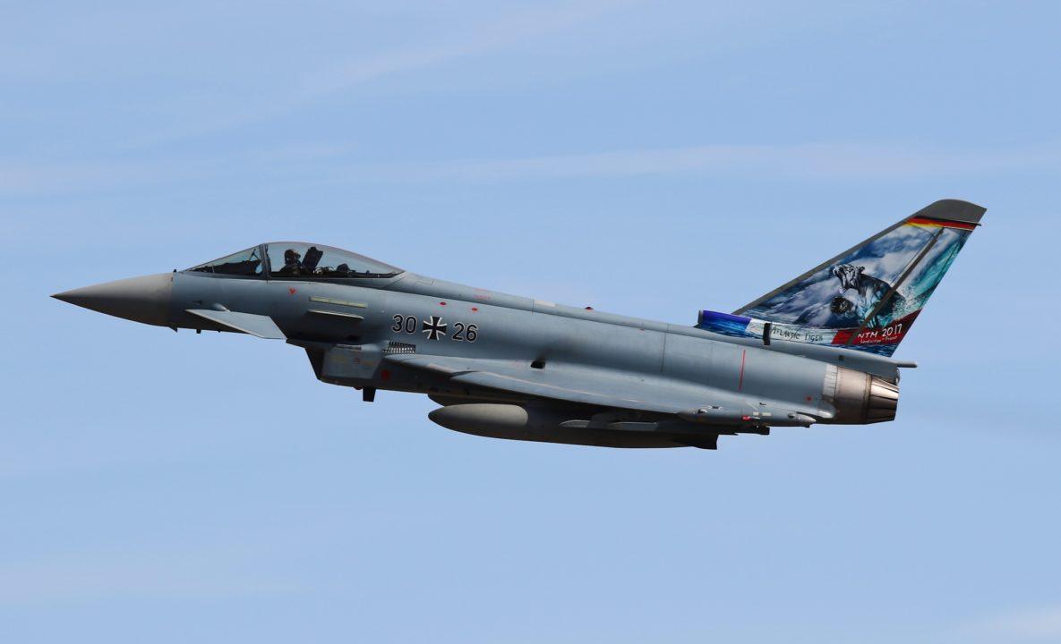 Typhoon - Luftwaffe