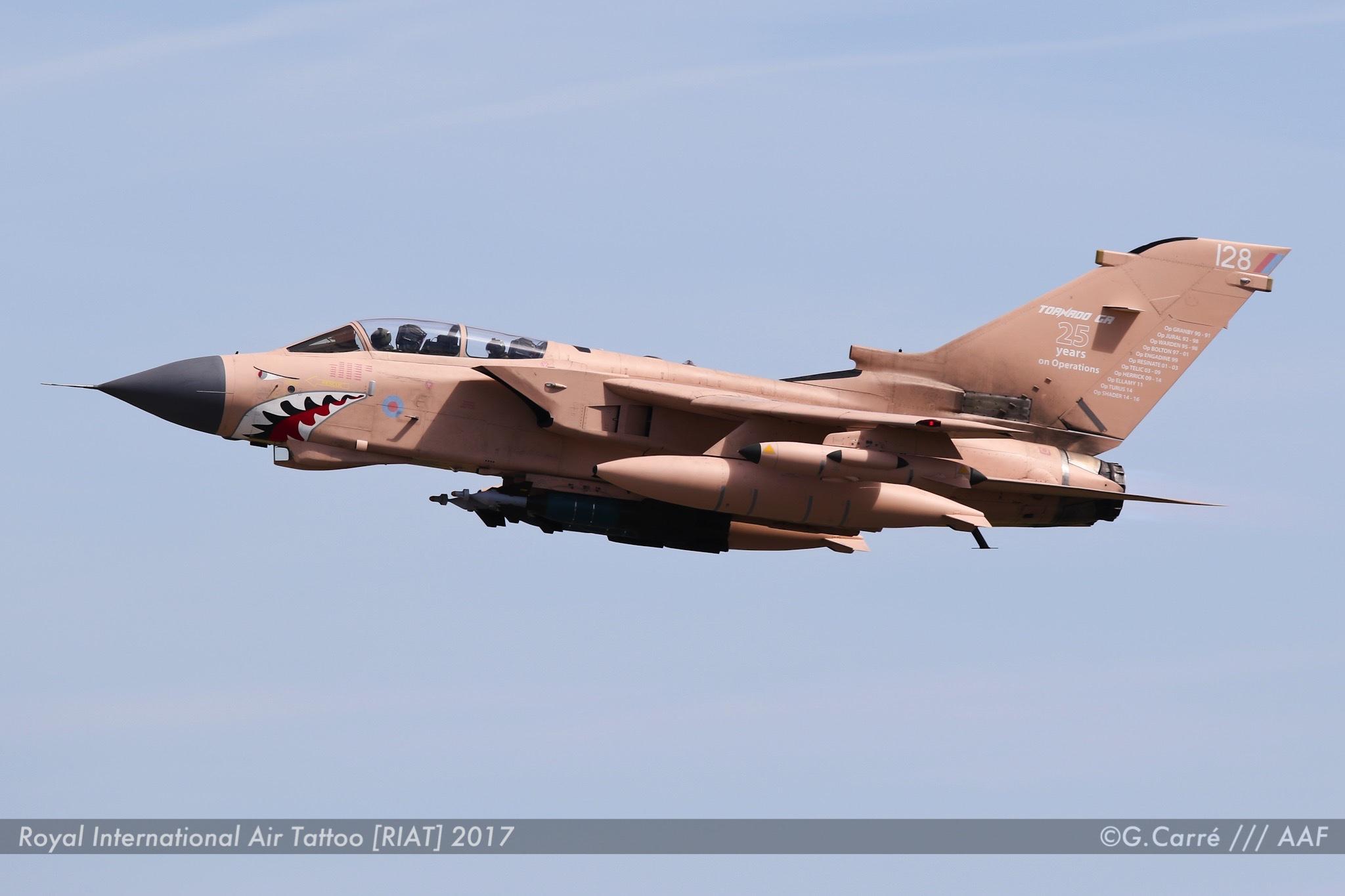 Tornado - RAF