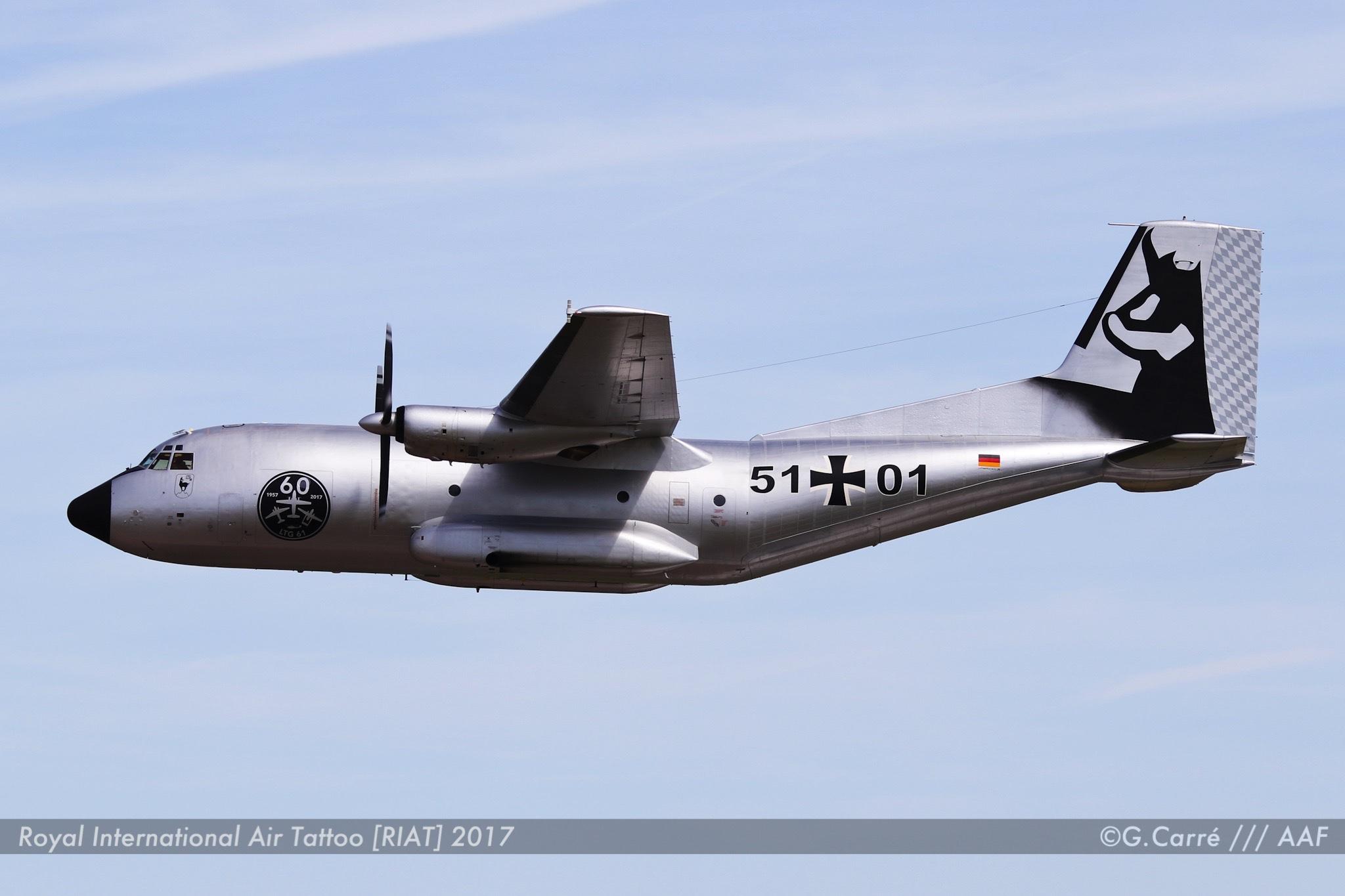 Transall - Luftwaffe