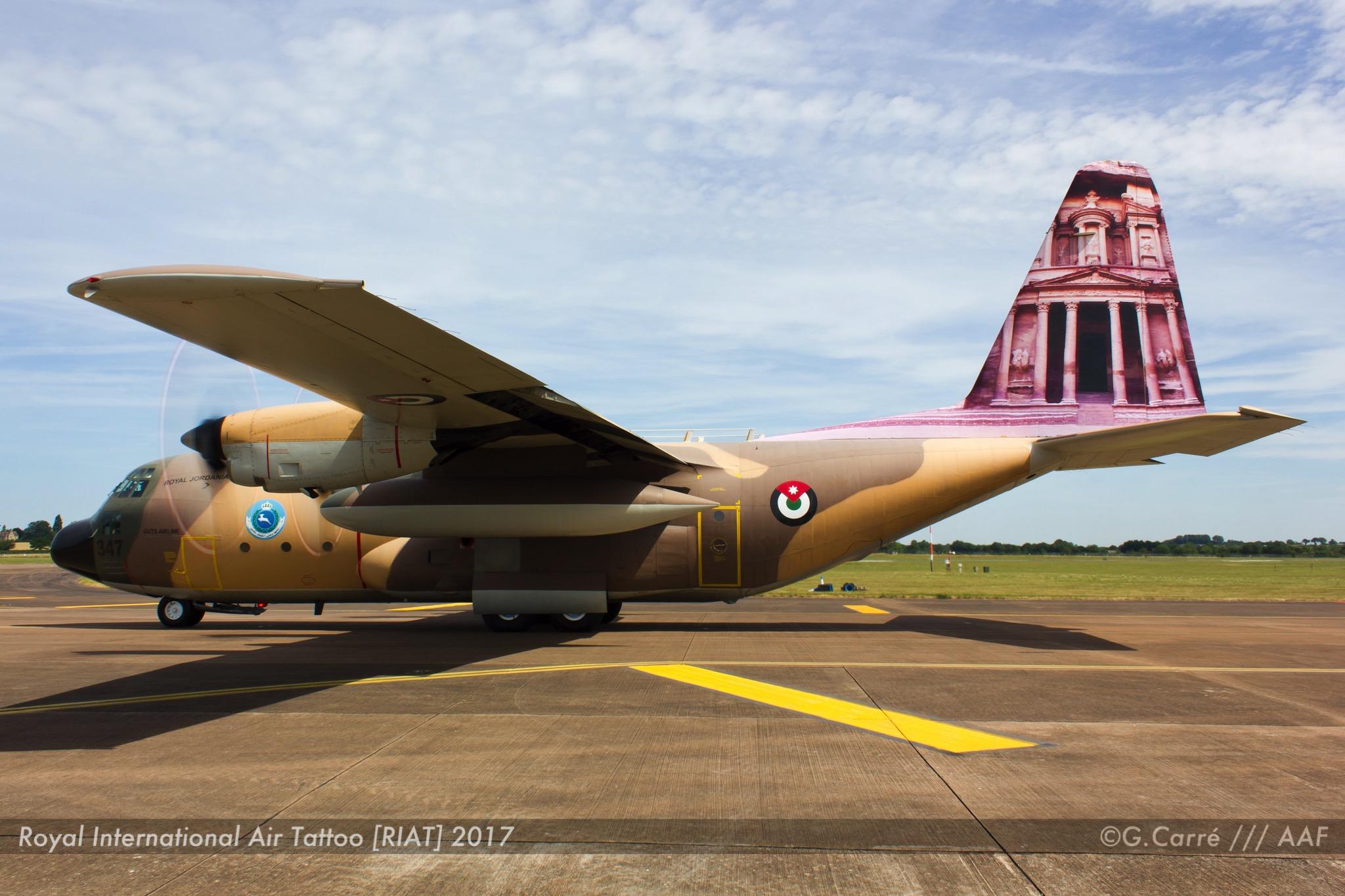 C130 - Royal Jordanian Air Force