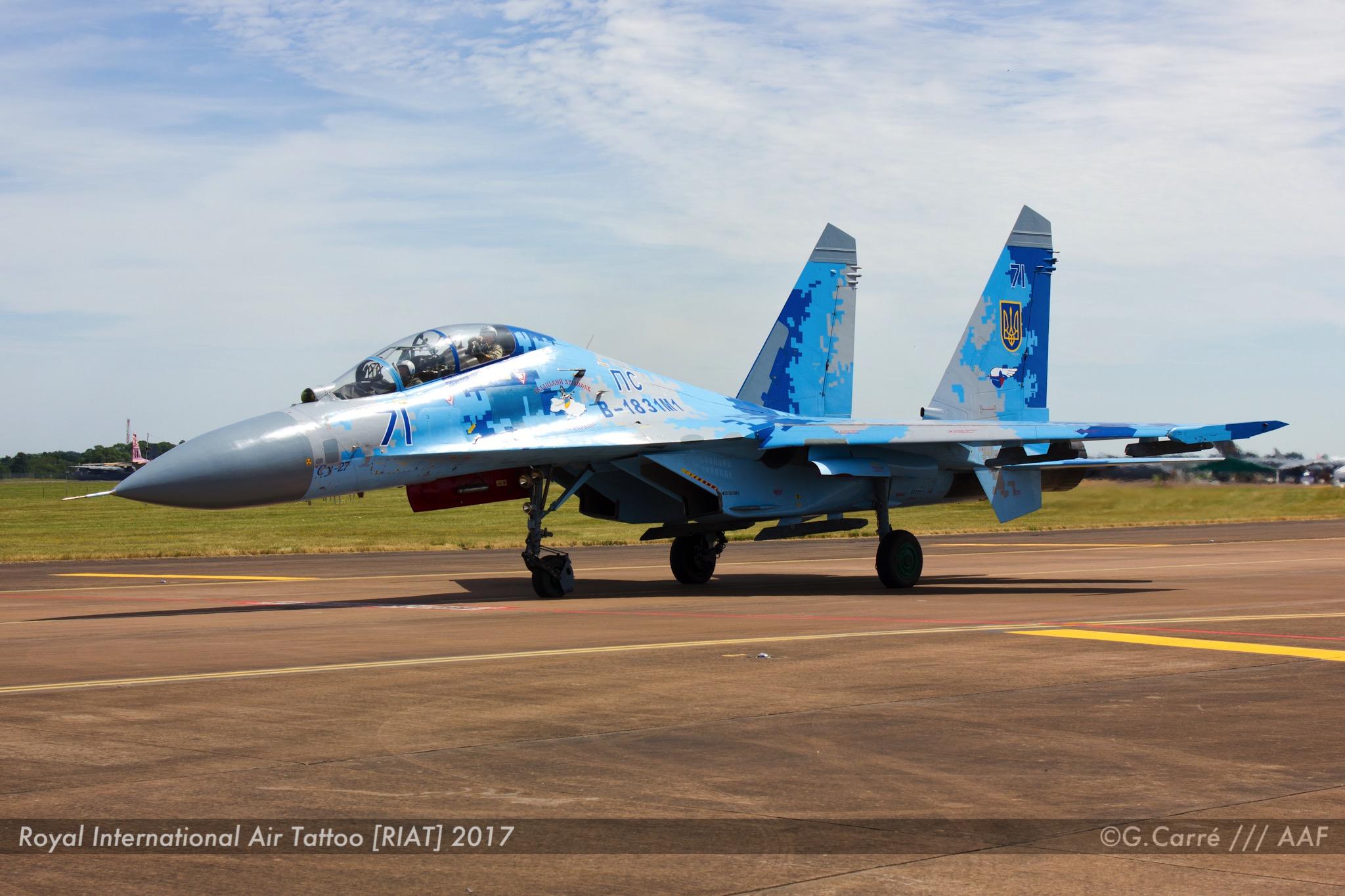 SU-27 - Ukraine